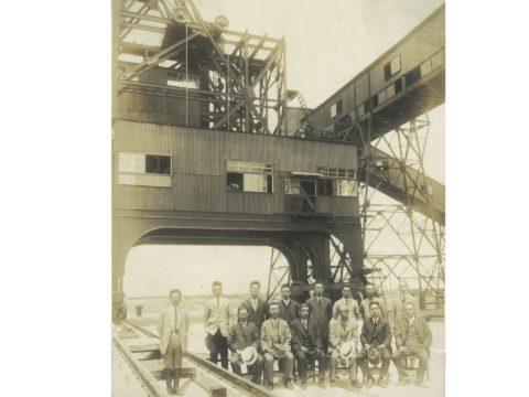 昭和2年5月26日 土木工事完成記念