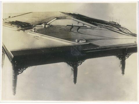 三池港模型